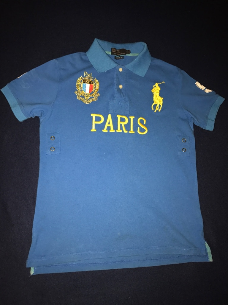 Lauren Polo Youth Ralph L Paris HDWE29I