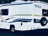 "price$1000- 2002 Fleetwood Tioga 25"" Motorhome Driver Door Entry wegw4we Mobile"