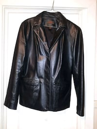 Woman's DANIER Leather Jacket  London, N6B 2K6
