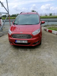 2015 Ford Courier Yaka