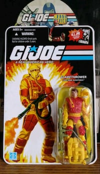Gijoe 25th anniversary