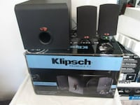 Klispsch Pro-Media 2.1 Speakers ARLINGTON
