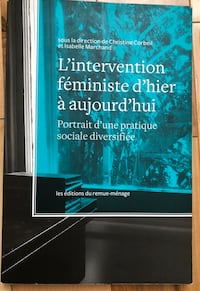 UdeM L'intervention en travail social Delson, J5B 1Z9