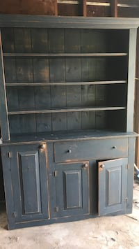 brown wooden cabinet with shelf Williamsport, 17702