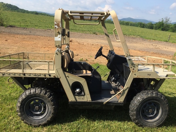 Side By Side For Sale >> Military Atv Utv Side By Side Four Wheeler