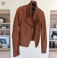 Mackage Leather Jacket Vancouver, V6E 3S7