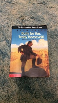Bully for You Teddy Roosevelt book Brockway
