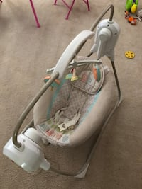 Fisher Price SpaceSaver Cradle n'Swing Manassas, 20112