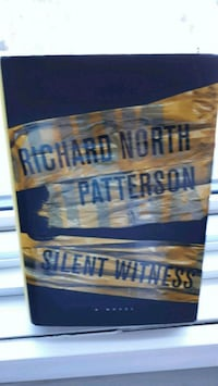 Title: Silent Witness author: Richard North Patter Montreal, H4L 5N5