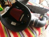 Cold air intake and louvers  Houston, 77072