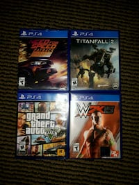 Ps4 Games 2670 km