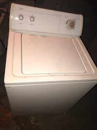 white top-load clothes washer Detroit, 48234
