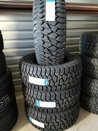 New tires with payment options  Marysville, 43040