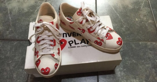 d809429aeb8171 Used CDG Comme Des Garcons X Converse for sale in Toronto - letgo