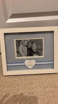 Super Mom Frame 4x6 with gift box Vaughan, L6A 4H5