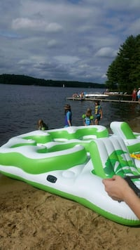 10 person inflatable island Rindge, 03461