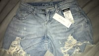 women's shorts size 0 brand new with tag Adairsville, 30103