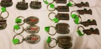 Budweiser keychains all 17 for $5 Des Moines, 50317