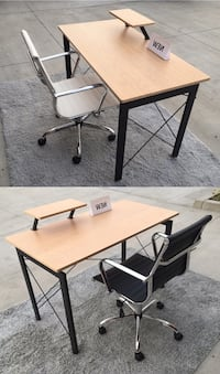 Brand new home office computer desk with chair Whittier, 90605