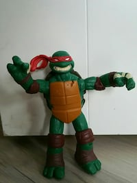 TMNT Raphael actionfigur Skedsmo, 2013