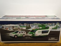 Hess truck with helicopter in original box 3 available  Massapequa Park, 11762