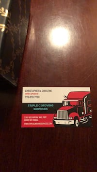 Local moving Port Moody