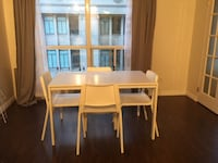 IKEA Dining table and Chair Toronto