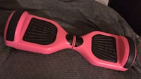 Pink and black self balancing board charger and carrier included Anchorage, 99504