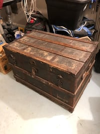 Large 1882 Chest/Trunk Newington, 03801