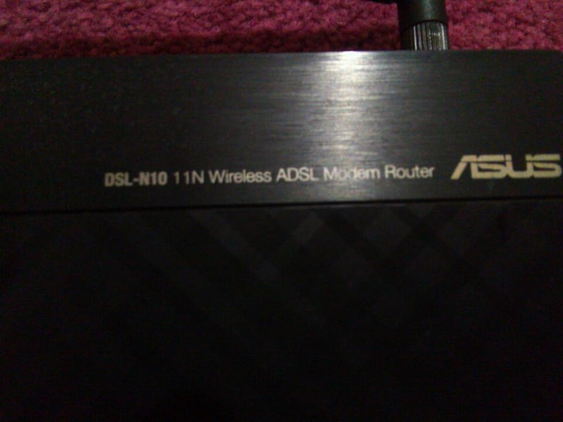 ASUS DSL-N10 WİRELESS ADSL MODEM 5