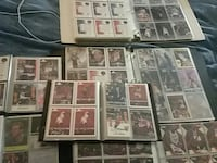 basketball trading game card lot Monroe, 71203