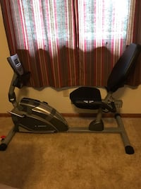 Recumbent exercise bike Johnstown, 43031