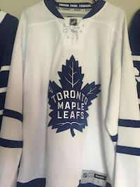 Blank Leafs Jersey Mississauga