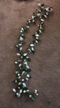 White Rose Garland Dallas, 75254