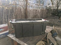 Large tool box with wheels 39 x 20 inches  Brooklyn, 11221