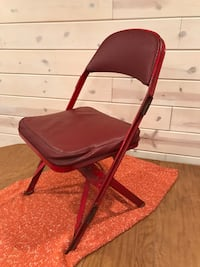 Remarkable Used Los Angeles Sports Area Steel Folding Chair For Sale In Santa Ana Letgo Caraccident5 Cool Chair Designs And Ideas Caraccident5Info