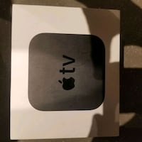 Apple TV box  in 4k Winnipeg, R3A 0M2