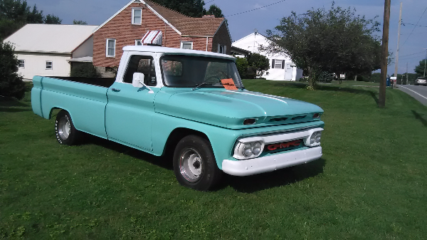 Gmc Truck For Sale >> 1965 Gmc Truck