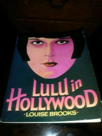 LuLu in Hollywood Book with newspapers clippings