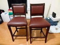 Twin Bar/Dining chairs Toronto, M6P 1Y9