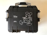 Invicta Three Slot Impact Resistant Black Disney Mickey Dive Storage Montgomery Village, 20886