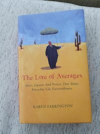 "Book ""The lore of Averages"""