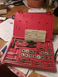 red and gray tool set Woodlawn, 20737