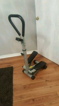 black and gray stationary bike Laval, H7W