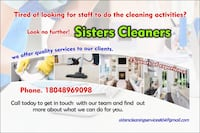 House cleaning Colonial Heights