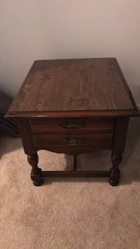 End Table / Night Stand Marina del Rey, 90292