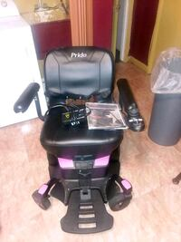 black and purple mobility scooter Capitol Heights, 20743