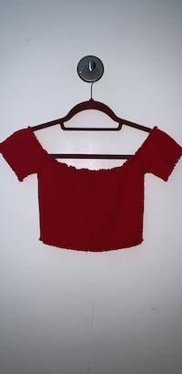 Off Shoulder Crop Top Liverpool, 13088