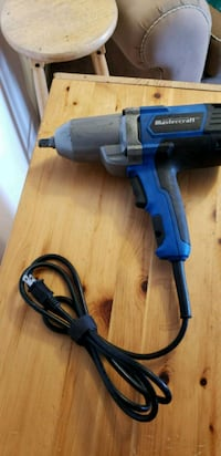 New, used only twice. Electric Impact wrench. Calgary, T2A 7Z1