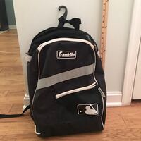 Franklin Youth Baseball Backpack Fairfax, 22033